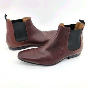 MERC stylish leather bootie